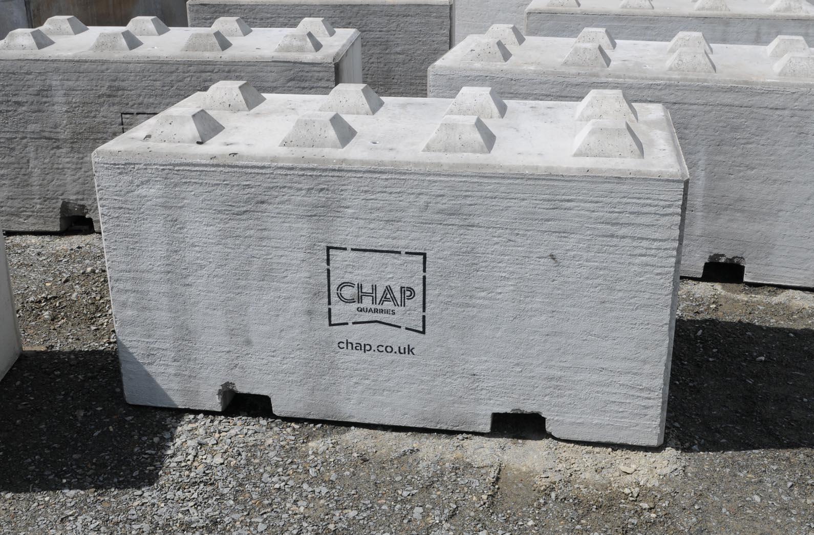 pre cast concrete betonblocks chap group. Black Bedroom Furniture Sets. Home Design Ideas
